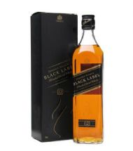 JOHNNIE WALKER BLACK 1LT
