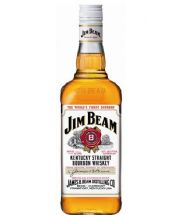 JIM BEAM WHITE 1LT